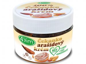 4SLIM Čekankovo-arašídový krém 250 g