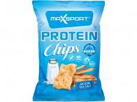 MAXSPORT Protein Chips mořská sůl 45 g