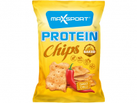 MAXSPORT Protein Chips sladké chilli 45 g