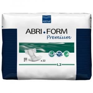 ABENA Abri form air plus premium absorpční kalhotky 7 kapek vel. L2 22 kusů