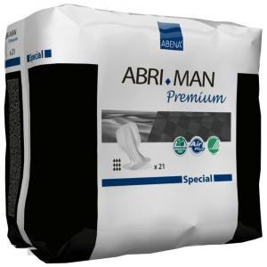 ABENA Abri man special vložné pleny pro muže 9 kapek 21 ks