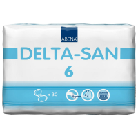 ABENA Delta san 6 vložné pleny 30 kusů
