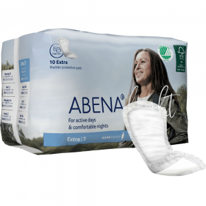 ABENA Light extra 3 inkontinenční vložky 4 kapky 10 kusů