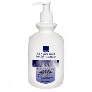 ABENA sprchové a koupelové mýdlo parfémované 500 ml