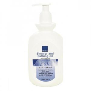 ABENA sprchový a koupelový olej pro péči o vlasy a tělo 500 ml
