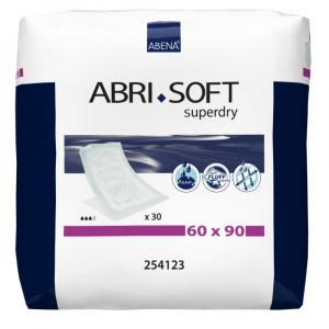 ABRI Soft superdry podložky 3 kapky 60 x 90 cm 30 kusů