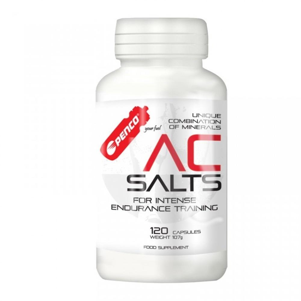 PENCO AC Salts minerály proti křečím 120 tobolek