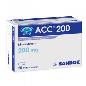 ACC 200 mg 20 tobolek