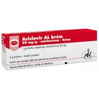 ACICLOVIR AL KRÉM 2 gm / 100 mg