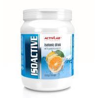 ACTIVLAB Isoactive iontový nápoj s guaranou příchuť pomeranč 630 g