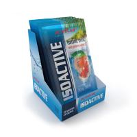 ACTIVLAB Isoactive iontový nápoj s ženšenem příchuť grapefruit 20 sáčků