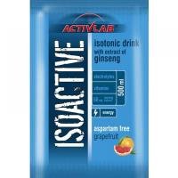 ActivLab Isoactive iontový nápoj s ženšenem 20 sáčků grapefruit