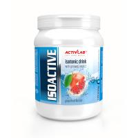 ACTIVLAB Isoactive iontový nápoj s ženšenem příchuť grapefruit 630 g