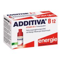 ADDITIVA B12 shots 10 ampulek