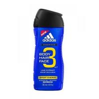 ADIDAS 3in1 Sport Energy Sprchový gel 400 ml