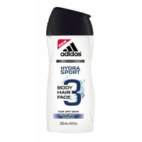Adidas A3 Men Hair&Body Hydra Sport gel 250 ml