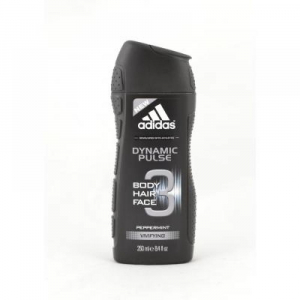 ADIDAS Dynamic Pulse sprchový gel 3v1 250 ml
