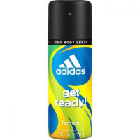 ADIDAS Get Ready! Deodorant pro muže 150 ml