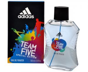 Adidas Team Five Toaletní voda 100ml