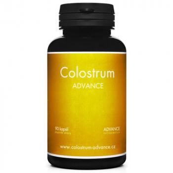ADVANCE Colostrum 90 kapslí