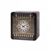 AHMAD TEA Big Ben Collection Black 40 sáčků v luxusní plechové kazetě