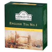 AHMAD TEA English Tea No.1 100x2 g