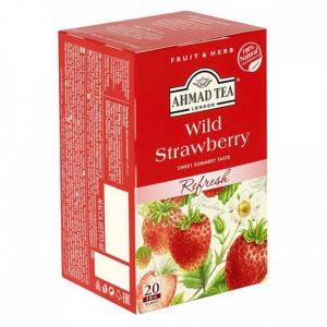 AHMAD TEA Lesní jahoda 20x2 g