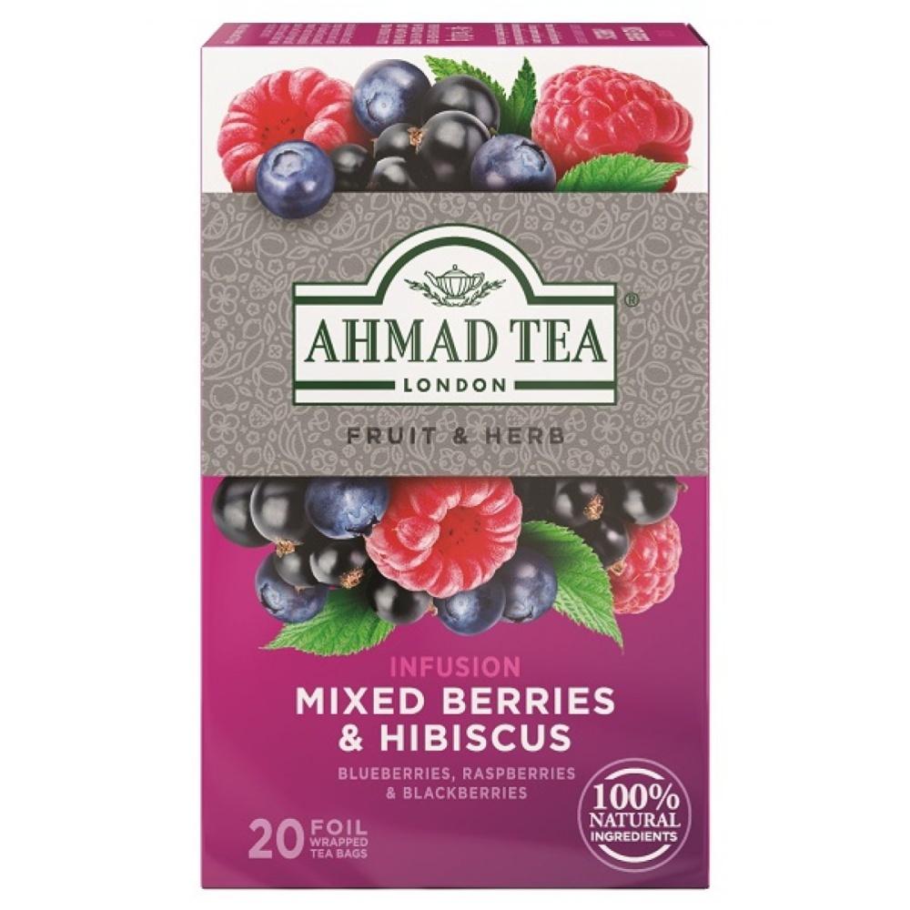 AHMAD TEA Lesní plody 20x2 g