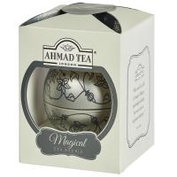 AHMAD TEA Vánoční ozdoba sypaný čaj Earl Grey 30 g