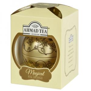 AHMAD TEA Vánoční ozdoba sypaný čaj English No.1 30 g