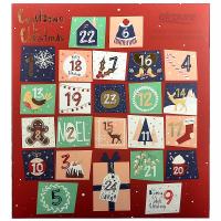 AIRPURE Adventní kalendář se svíčkami Odpočítávání