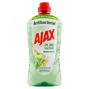AJAX Pure Home Apple Antibakteriální univerzální čisticí prostředek 1000 ml