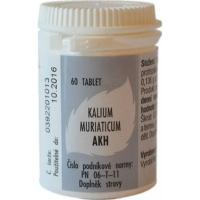 AKH Kalium muriaticum 60 tablet