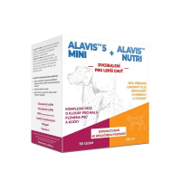 ALAVIS 5 MINI 90 tbl + Alavis Nutri 200ml