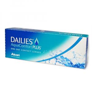ALCON Dailies AquaComfort Plus jednodenní čočky 30 kusů