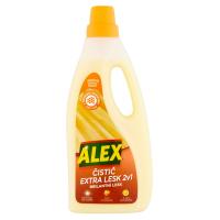 ALEX Čistič s leskem 2v1 na laminát Pomeranč 750 ml