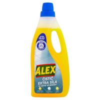 ALEX Čistič extra síla s vůní citronu 750 ml