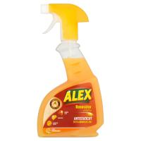 ALEX Renovátor nábytku antistatický s vůní pomeranče 375 ml