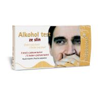 1STEPBIOTEST Alkohol test ze slin 5 kusů