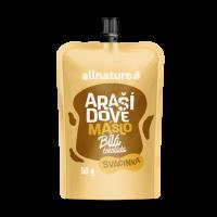 ALLNATURE Arašídové máslo s bílou čokoládou 50 g