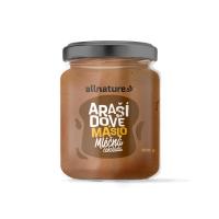 ALLNATURE Arašídové máslo s mléčnou čokoládou 500 g