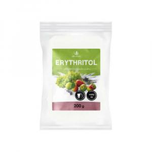 ALLNATURE Erythritol náhradní sladidlo 200 g