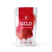 ALLNATURE Goji Kustovnice čínská sušená 80 g