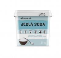 ALLNATURE Jedlá soda 5 kg