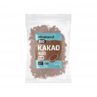 ALLNATURE Kakaový prášek BIO RAW 500 g