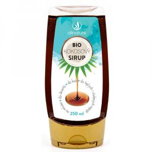 ALLNATURE Kokosový sirup BIO 250 ml