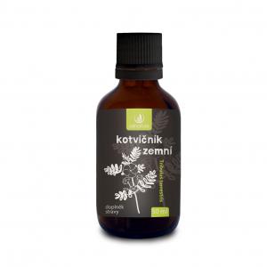 ALLNATURE Kotvičník bylinné kapky 50 ml