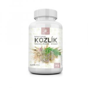 ALLNATURE Kozlík bylinný extrakt 60 kapslí