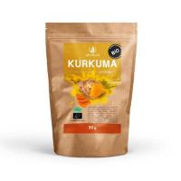 ALLNATURE Kurkuma prášek 50 g BIO