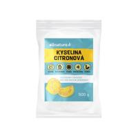 ALLNATURE Kyselina citronová 500 g